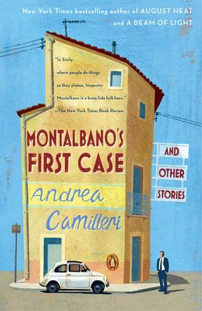 Montalbano's First Case and Other Stories by Andrea Camilleri