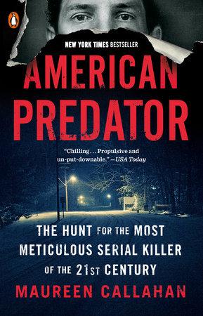 American Predator Book Cover Picture