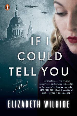 If I Could Tell You by Elizabeth Wilhide