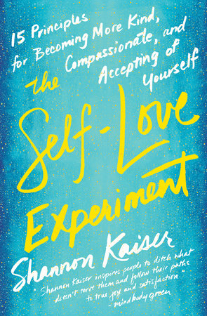 The Self-Love Experiment Book Cover Picture