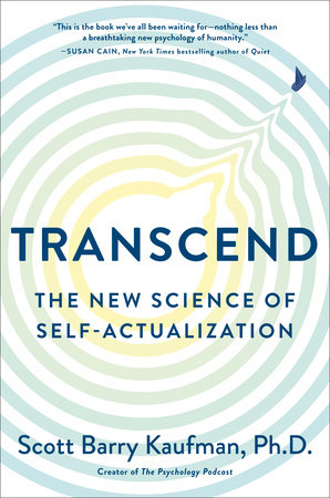 Transcend by Scott Barry Kaufman