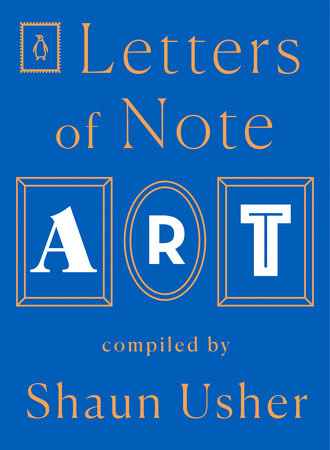 Letters of Note: Art by