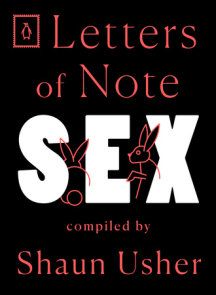 Letters of Note: Sex