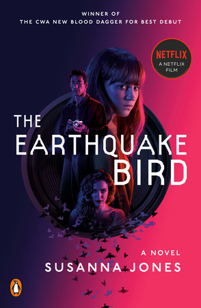 The Earthquake Bird by Susanna Jones