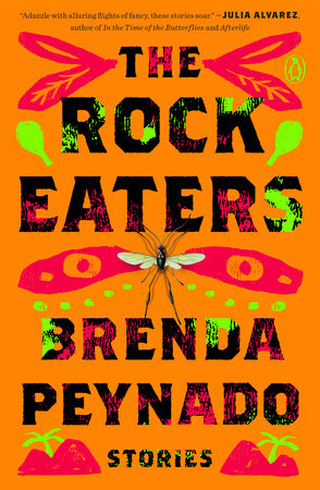 The Rock Eaters by Brenda Peynado