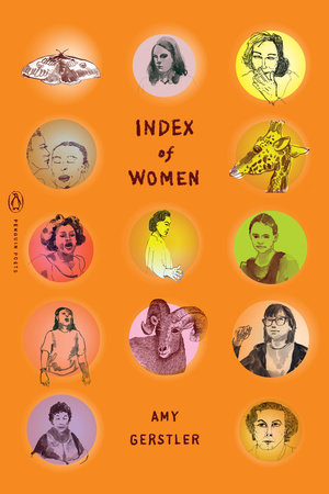 Index of Women by Amy Gerstler