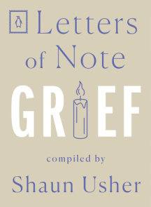 Letters of Note: Grief