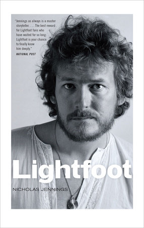 Lightfoot by Nicholas Jennings