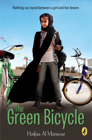 The Green Bicycle by Haifaa Al Mansour