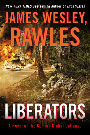 Liberators by James Wesley, Rawles