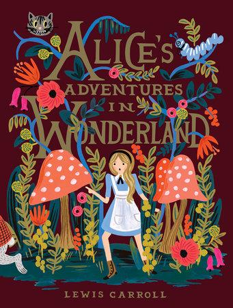 Alice's Adventures in Wonderland Book Cover Picture