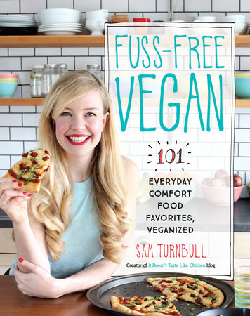 Fuss-Free Vegan by Sam Turnbull