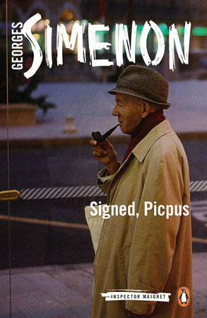 Signed, Picpus by Georges Simenon