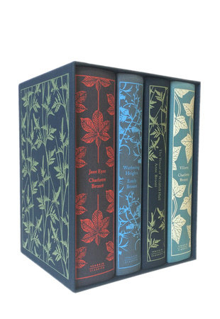The Brontë Sisters Boxed Set by Charlotte Bronte, Emily Bronte and Anne Bronte