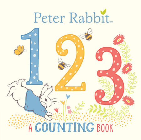 Peter Rabbit 123 by Beatrix Potter