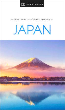 DK Eyewitness Travel Guide Japan by DK Eyewitness