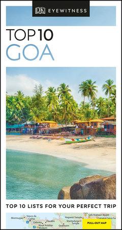 DK Eyewitness Top 10 Goa by DK Eyewitness