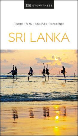 DK Eyewitness Sri Lanka by DK Eyewitness