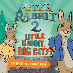 Little Rabbit, Big City!