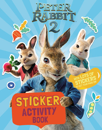 Peter Rabbit 2 Sticker Activity Book