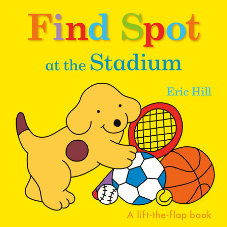 Find Spot at the Stadium by Eric Hill