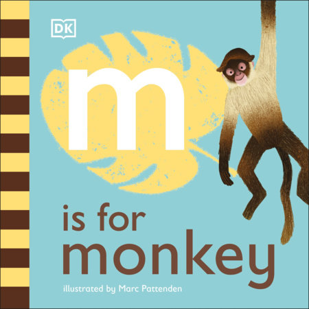 M is for Monkey by DK