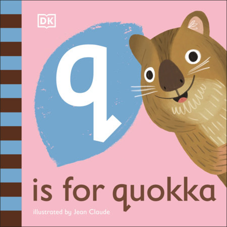 Q is for Quokka by DK