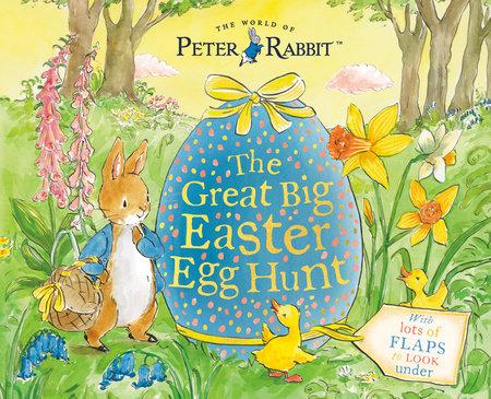 The Great Big Easter Egg Hunt by Beatrix Potter