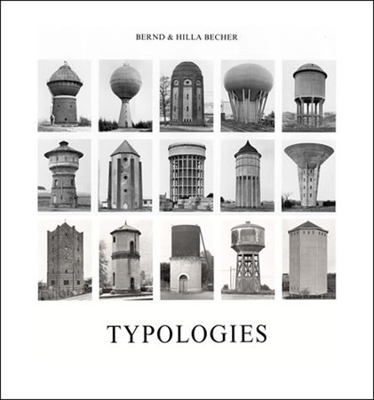 Typologies of Industrial Buildings by Bernd Becher and Hilla Becher