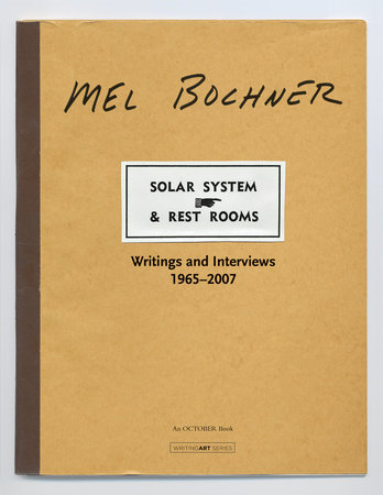 Solar System & Rest Rooms by Mel Bochner