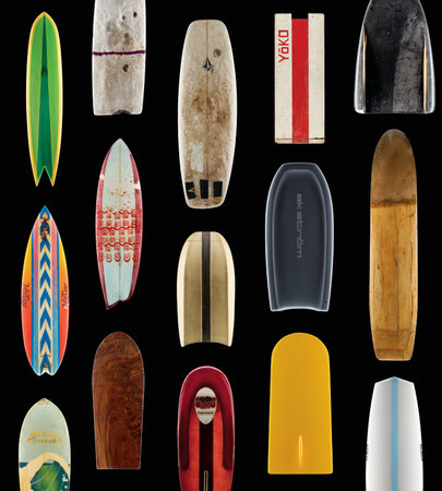 Surf Craft by Richard Kenvin