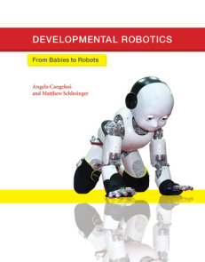 Developmental Robotics