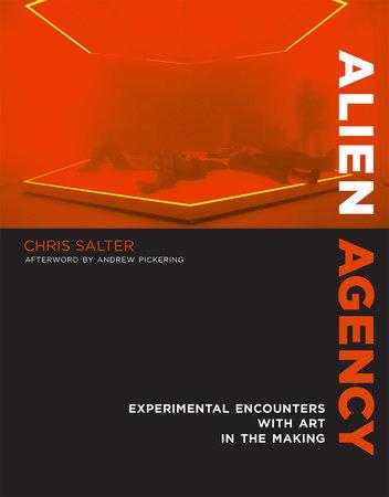 Alien Agency by Chris Salter