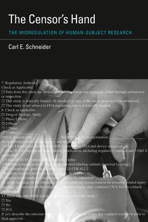 The Censor's Hand by Carl E. Schneider