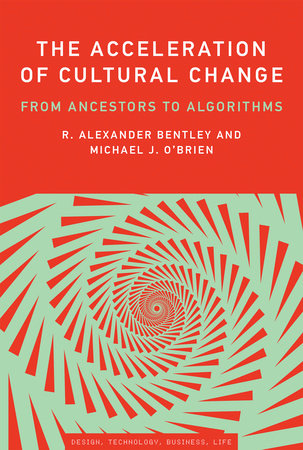 The Acceleration of Cultural Change
