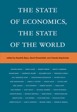 The State of Economics, the State of the World by