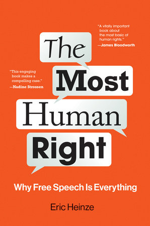 The Most Human Right by Eric Heinze