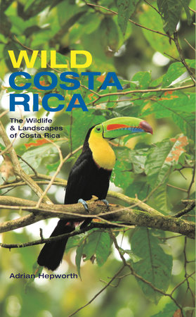 Wild Costa Rica by Adrian Hepworth