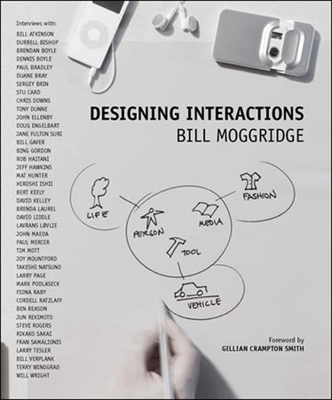 Designing Interactions by Bill Moggridge