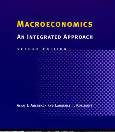 Macroeconomics, second edition by Alan J. Auerbach and Laurence J. Kotlikoff
