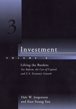 Investment, Volume 3 by Dale W. Jorgenson and Kun-Young Yun