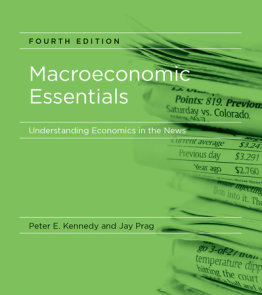 Macroeconomic Essentials, fourth edition