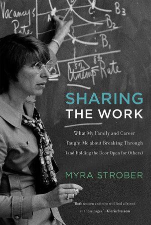 Sharing the Work by Myra Strober