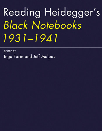 Reading Heidegger's Black Notebooks 1931-1941 by