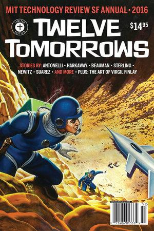 Twelve Tomorrows 2016 by