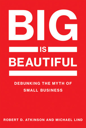 Big Is Beautiful by Robert D. Atkinson and Michael Lind