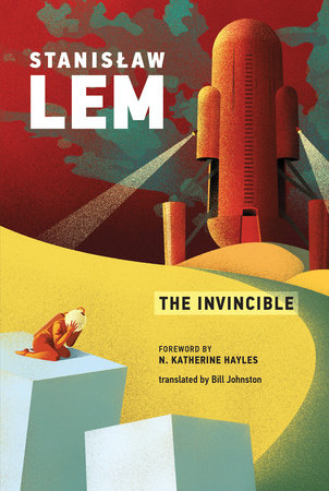 The Invincible by Stanislaw Lem