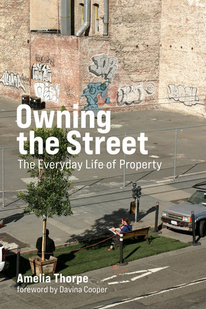 Owning the Street by Amelia Thorpe