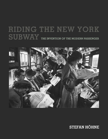 Riding the New York Subway by Stefan Hohne
