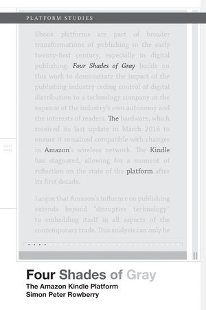 Four Shades of Gray by Simon Rowberry